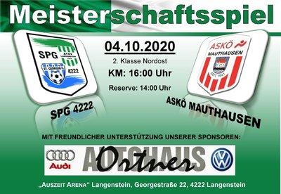 2020-10-04, Spielankündigung_Mauthausen